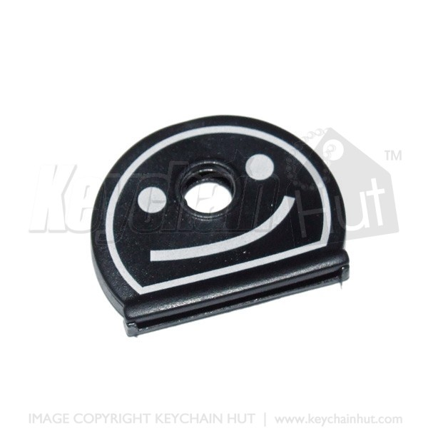 Smiley Face Key Caps Set Of 4